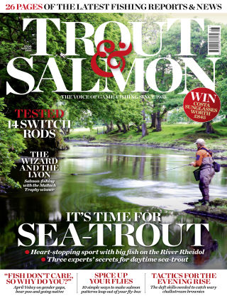 Trout & Salmon August 2016
