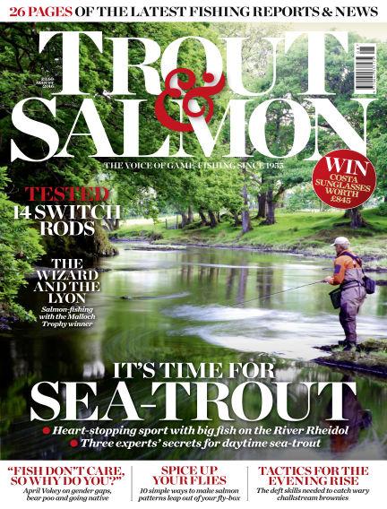 Trout & Salmon June 30, 2016 00:00