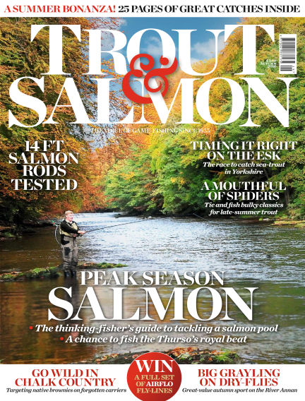 Trout & Salmon August 25, 2016 00:00