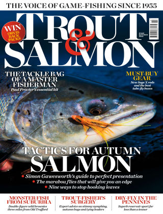 Trout & Salmon October 2016