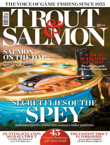 Trout & Salmon November 17, 2016 00:00