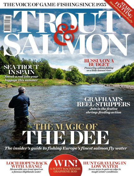 Trout & Salmon December 15, 2016 00:00