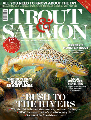 Trout & Salmon March 2017