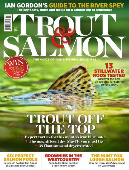 Trout & Salmon April 06, 2017 00:00
