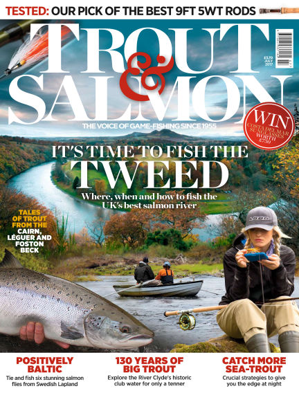 Trout & Salmon June 01, 2017 00:00