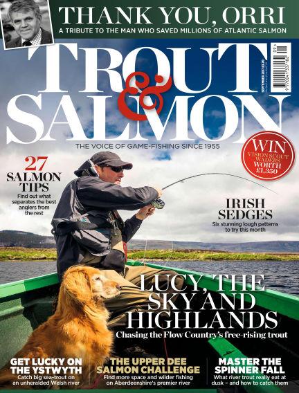 Trout & Salmon July 27, 2017 00:00