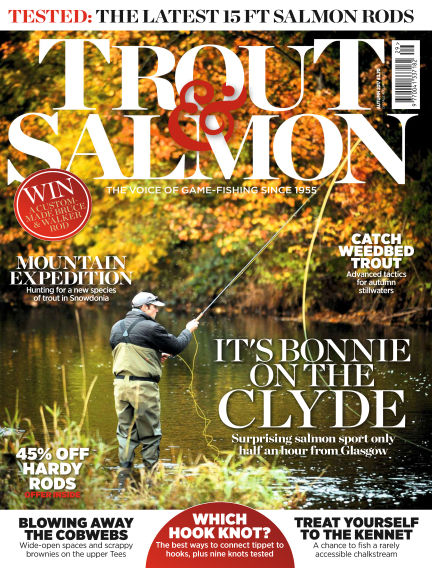 Trout & Salmon August 24, 2017 00:00