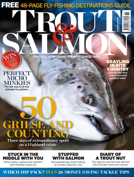 Trout & Salmon October 19, 2017 00:00