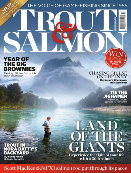 Trout & Salmon November 16, 2017 00:00