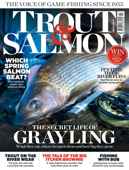 Trout & Salmon January 11, 2018 00:00
