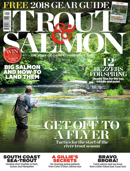 Trout & Salmon March 08, 2018 00:00