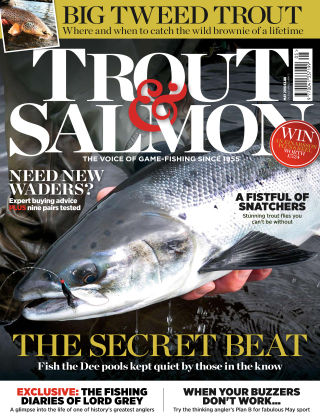 Trout & Salmon May 2018
