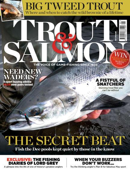 Trout & Salmon April 05, 2018 00:00