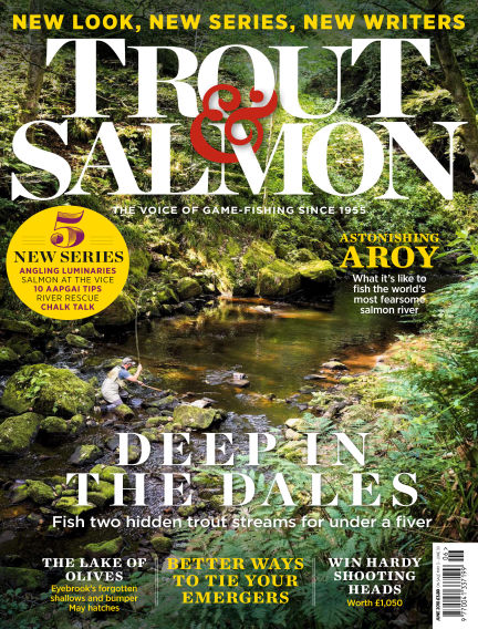 Trout & Salmon May 03, 2018 00:00