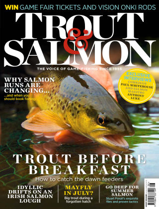 Trout & Salmon Aug 2018