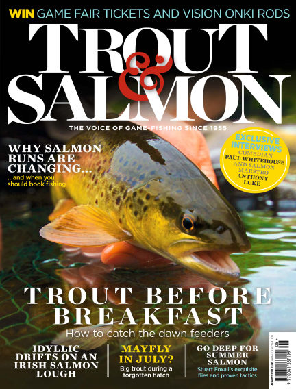 Trout & Salmon June 28, 2018 00:00