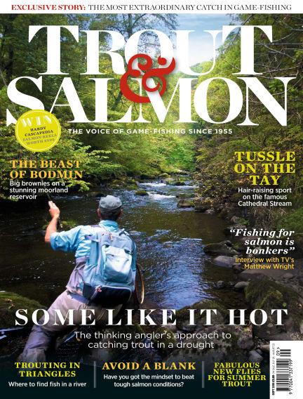 Trout & Salmon July 26, 2018 00:00
