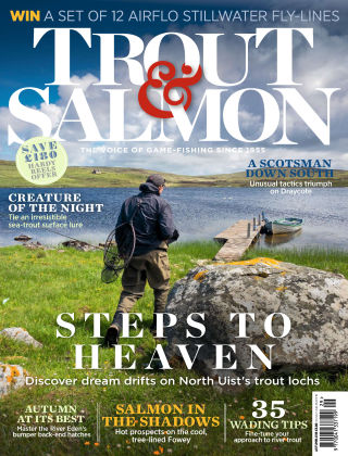 Trout & Salmon Autumn Special 2018