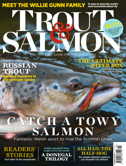 Trout & Salmon September 20, 2018 00:00