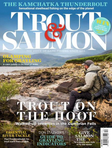 Trout & Salmon November 15, 2018 00:00