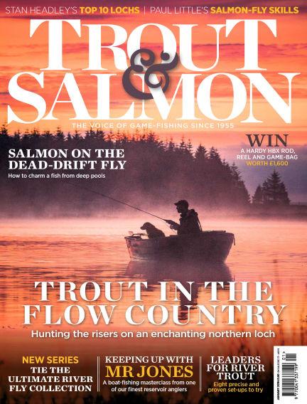 Trout & Salmon December 13, 2018 00:00