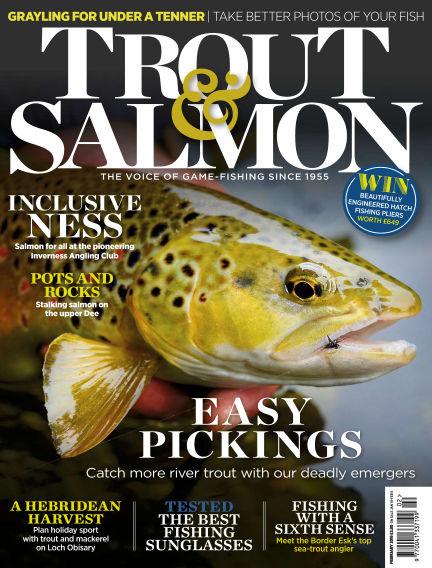 Trout & Salmon January 10, 2019 00:00