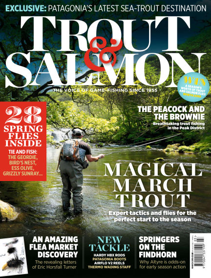 Trout & Salmon February 07, 2019 00:00