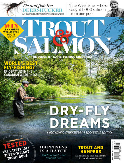 Trout & Salmon March 07, 2019 00:00