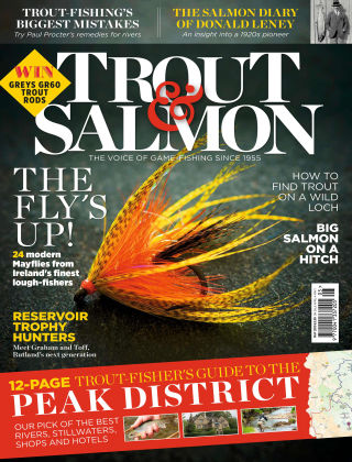 Trout & Salmon May 2019
