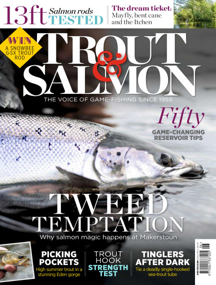 Trout & Salmon May 02, 2019 00:00