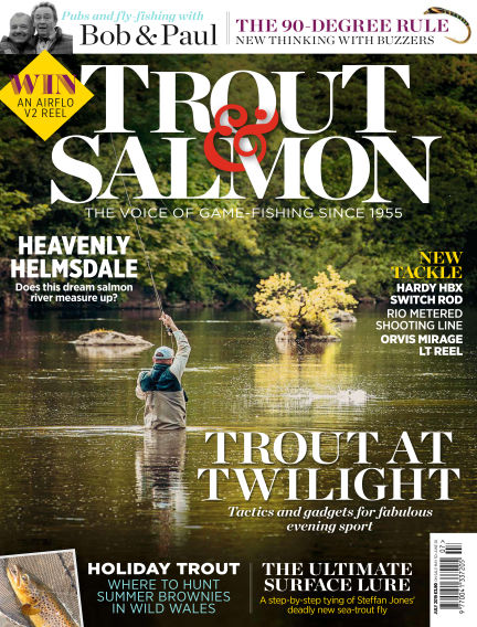 Trout & Salmon May 30, 2019 00:00