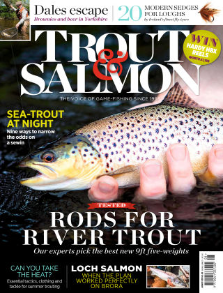 Trout & Salmon Aug 2019