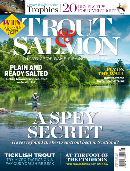 Trout & Salmon July 25, 2019 00:00