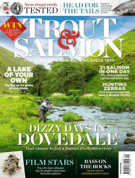 Trout & Salmon August 22, 2019 00:00