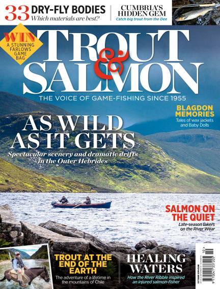 Trout & Salmon September 19, 2019 00:00