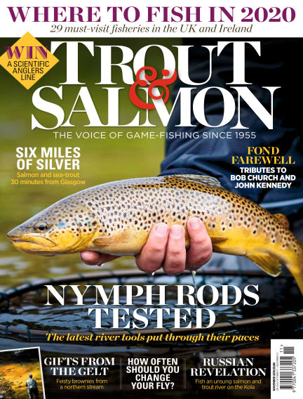 Trout & Salmon October 17, 2019 00:00