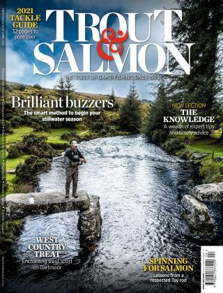 Trout & Salmon April 2021