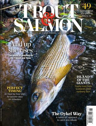 Trout & Salmon November-21