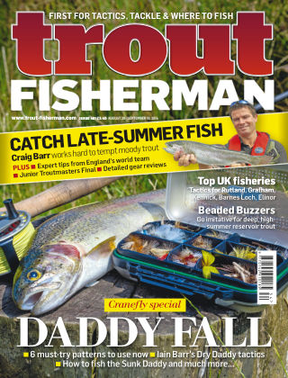 Trout Fisherman September 2014