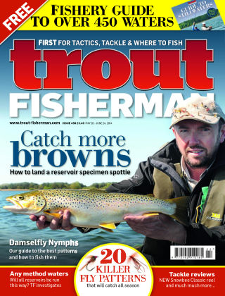 Trout Fisherman June 2014