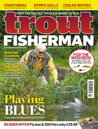 Trout Fisherman October 2014