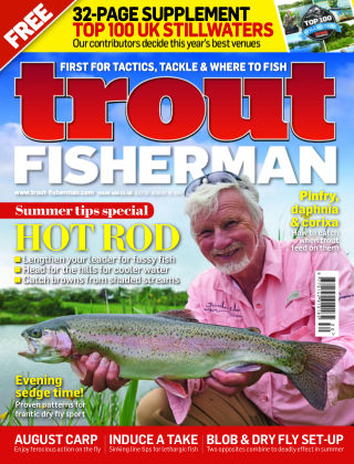 Trout Fisherman August 2014