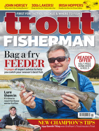 Trout Fisherman November 2014