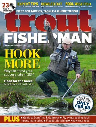 Trout Fisherman February 2014