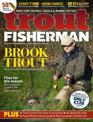 Trout Fisherman March 2014