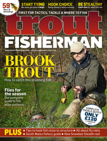 Trout Fisherman February 05, 2014 00:00