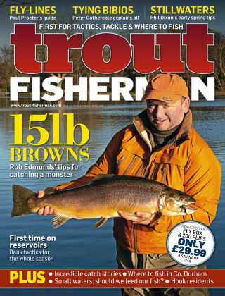 Trout Fisherman Mar-Apr 2014