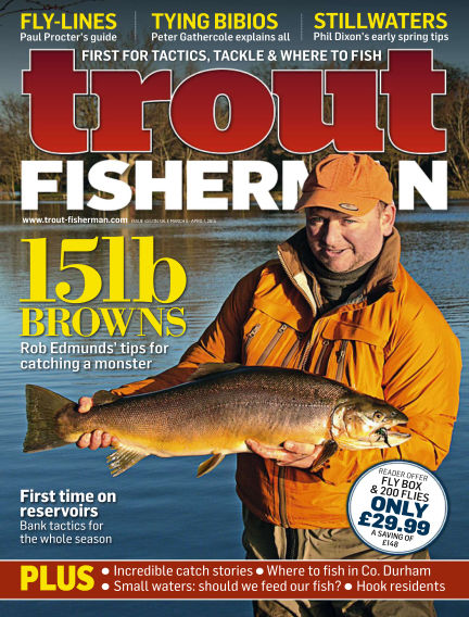 Trout Fisherman March 05, 2014 00:00