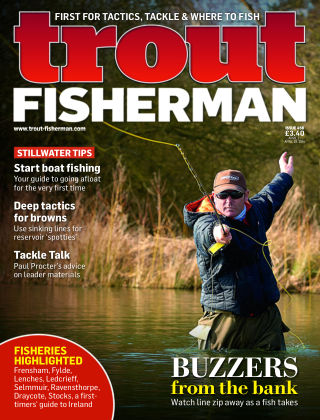 Trout Fisherman April 2014