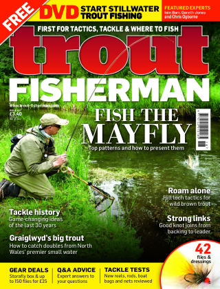 Trout Fisherman May 2014